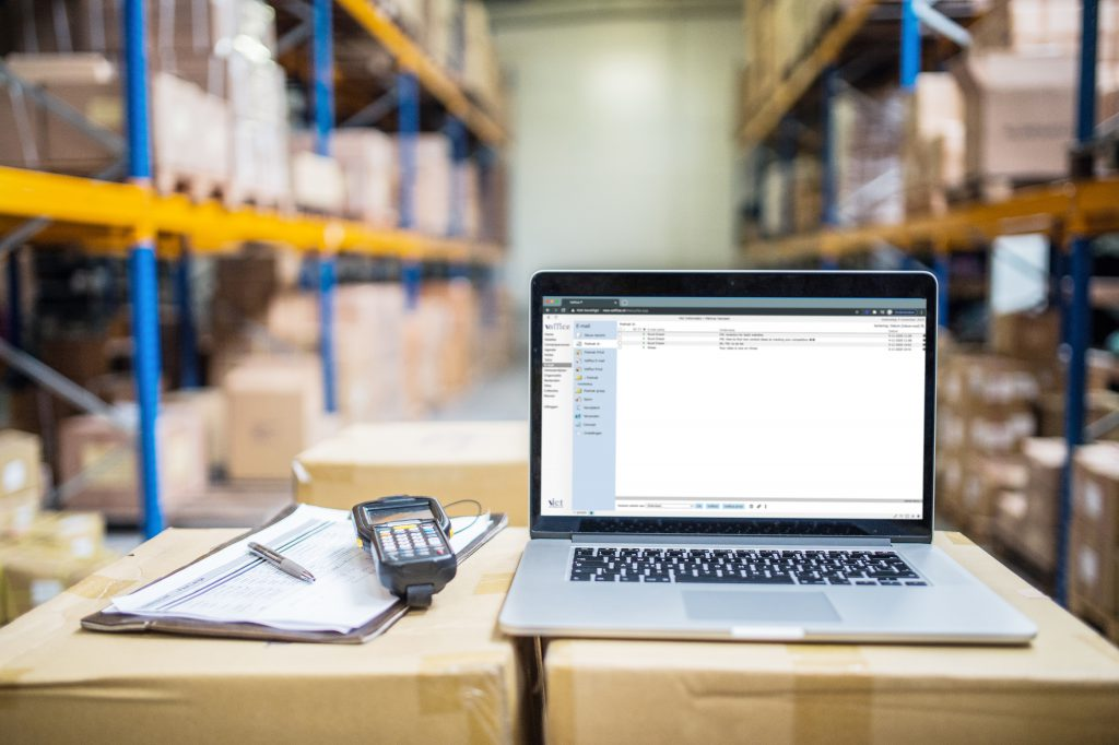 Online Branche software logistic